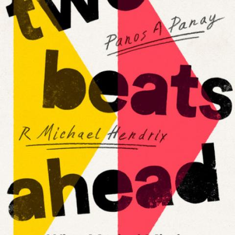 Image of Two Beats Ahead book cover