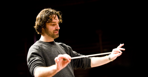 Russell Ger (M.M. '10, orchestral conducting)