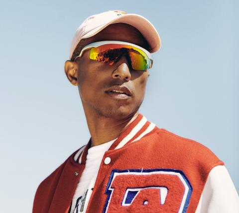 Photo of Pharrell Williams