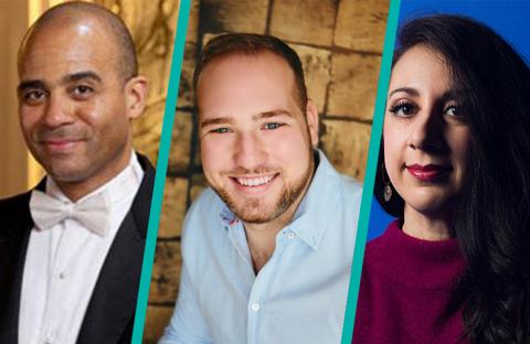 Boston Conservatory new faculty members